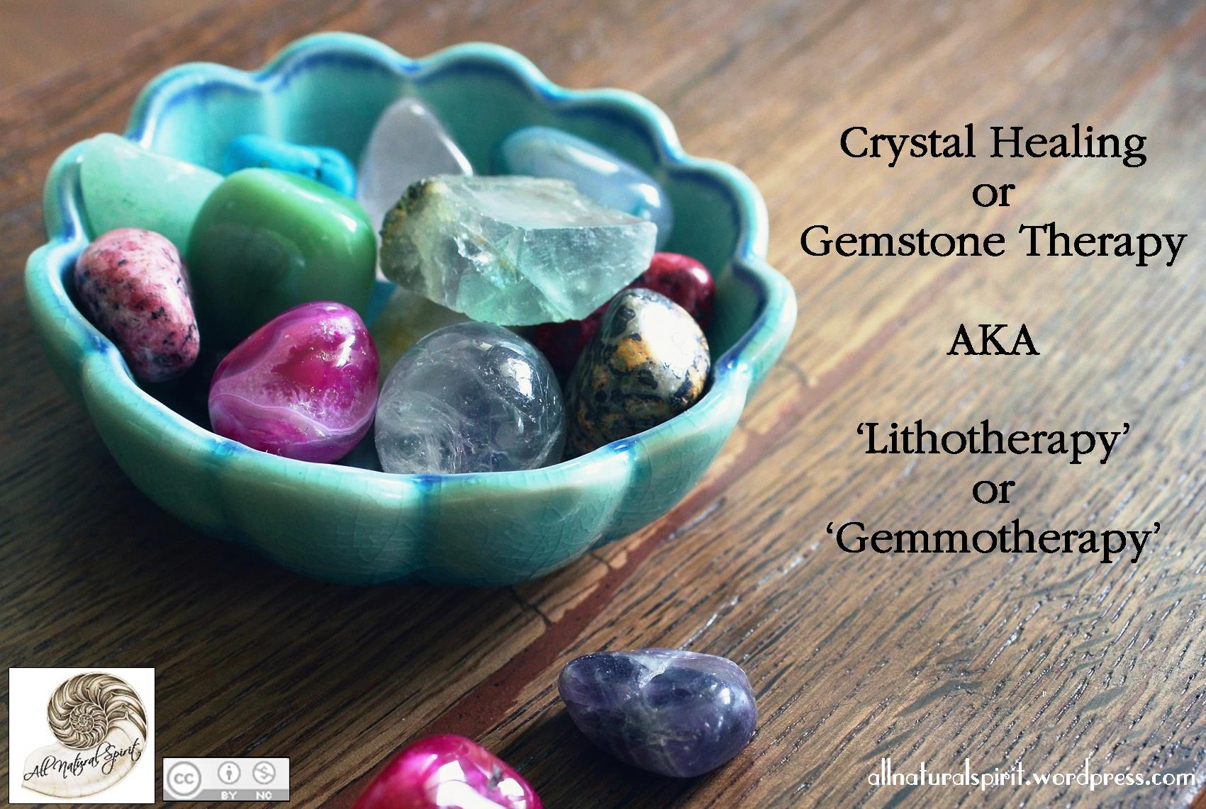 Science of Crystal Healing and Gemstone Therapy Blog