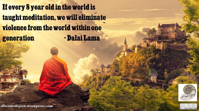 meditation, Dalai Lama
