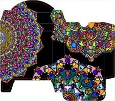 MakePlayingCards, Custom, Design, Oracle, Poker, Card, Box, Rainbow, Sacred, Geometry, Universe, Life