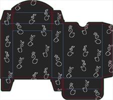 MakePlayingCards, Custom, Design, Oracle, Poker, Card, Box, Alice In Wonderland