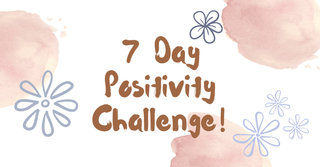All Natural Spirit, 7 Day Positivity Challenge, Grateful, Gratefulness, Day 3, allnaturalspirit.wordpress.com, mindfulness, typography, flowers, orange