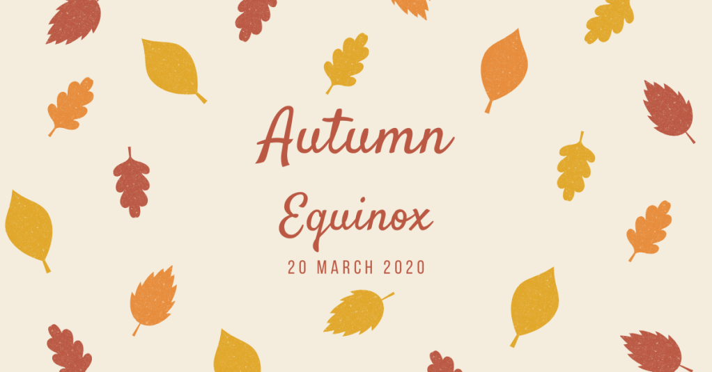 Autumn, Equinox, 20 March 2020, Leaves, Yellow, Orange, Brown