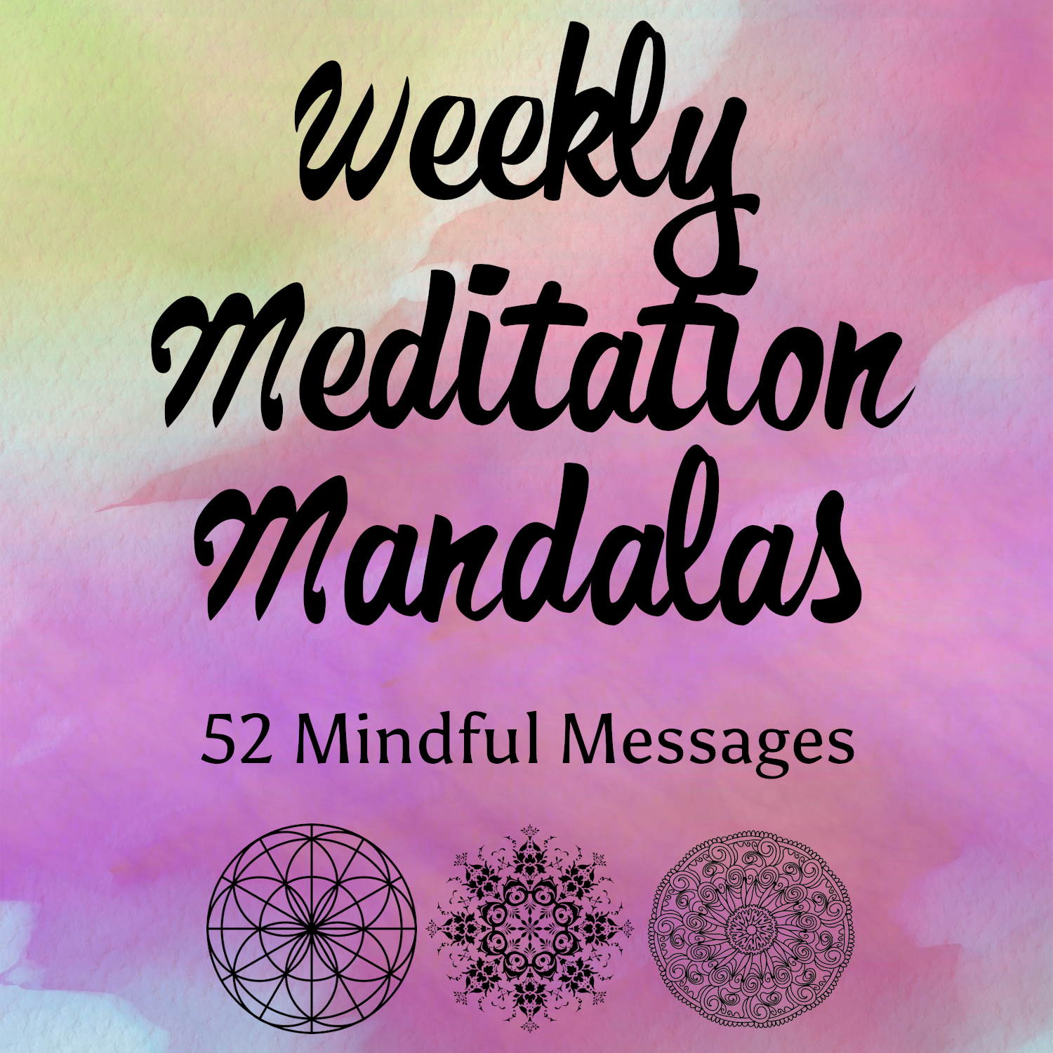 Meditation, Mandalas, Mindful, Messages, Oracle, eBook, Paperback, Amazon, Kindle, KDP, All Natural Spirit, Inspirational, Motivational, Quotes, Zen, Mindfulness,