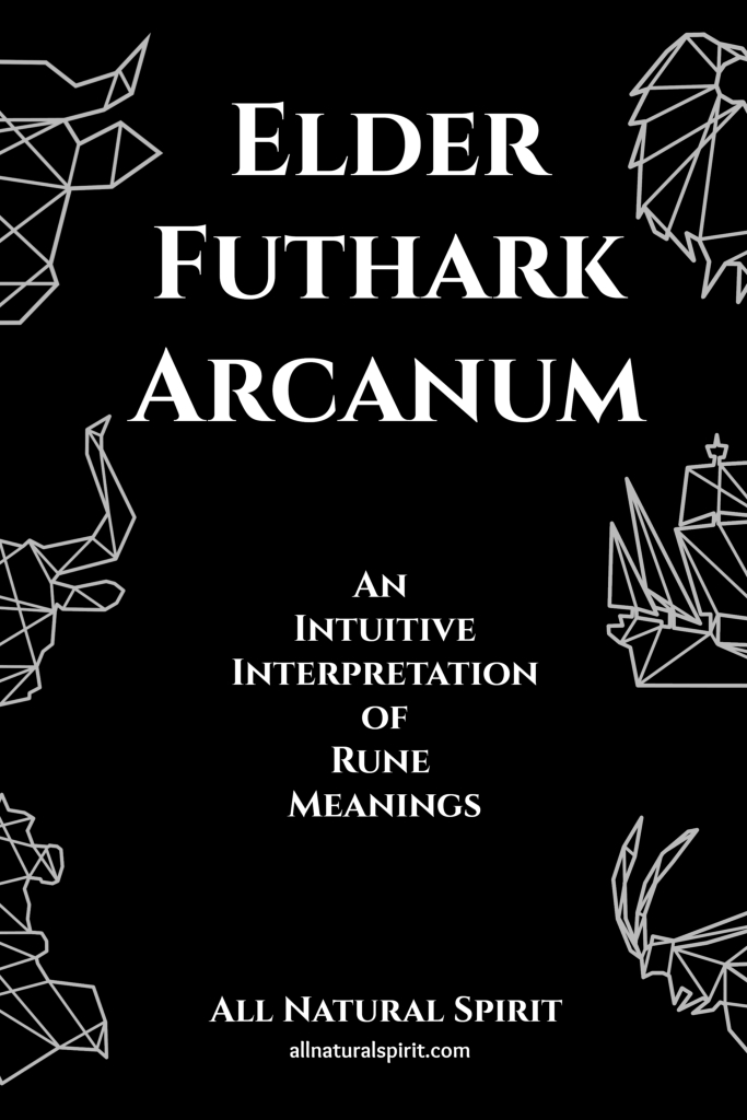 books, ebook , kindle, amazon, runes, meanings, interpretation, fehu, ehwaz, ingwaz, elder futhark, all natural spirit